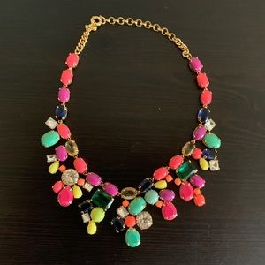 J. Crew Necklace - Rainbow Bib
